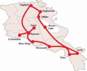 Pilgrimage Tour to Armenia