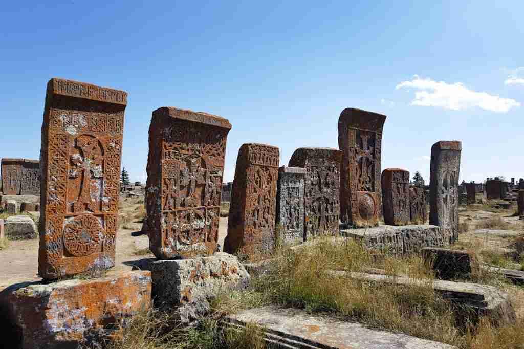Noratus Stone-crosses