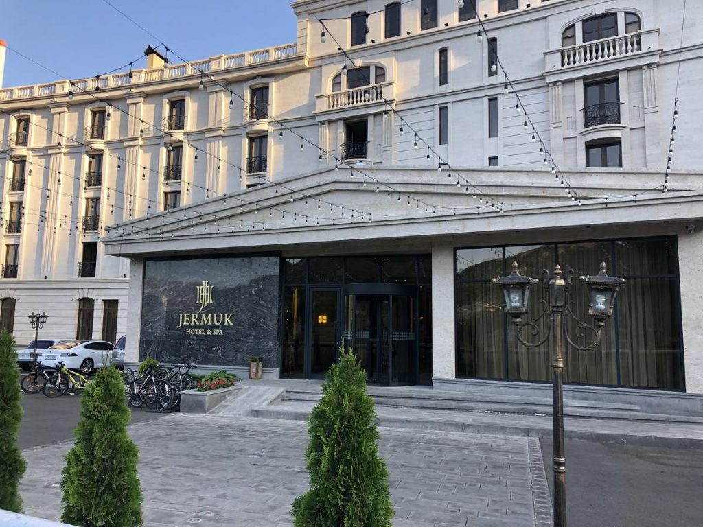 Jermuk Hotel and Spa