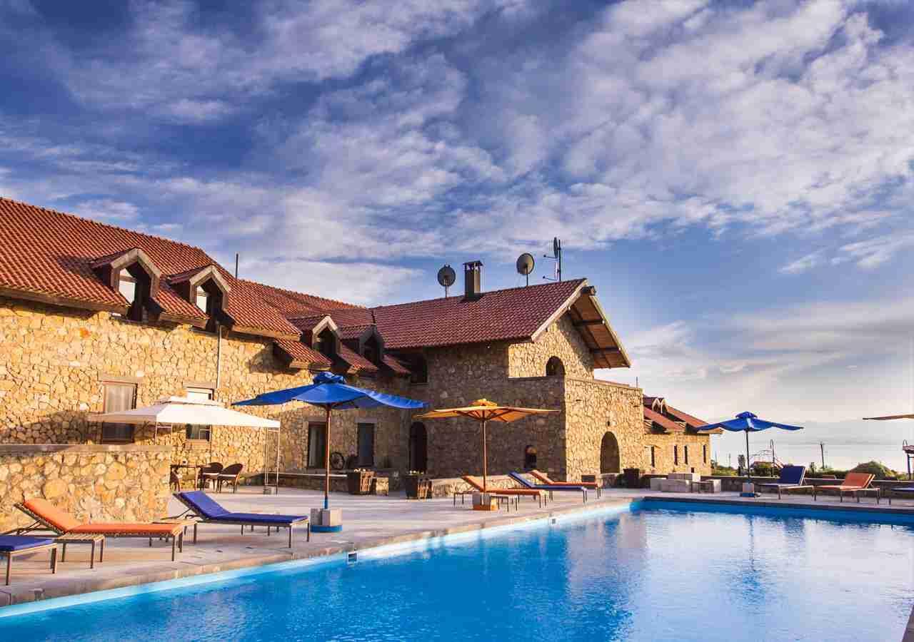 Tufenkian Avan Marak Tsapatagh Hotel