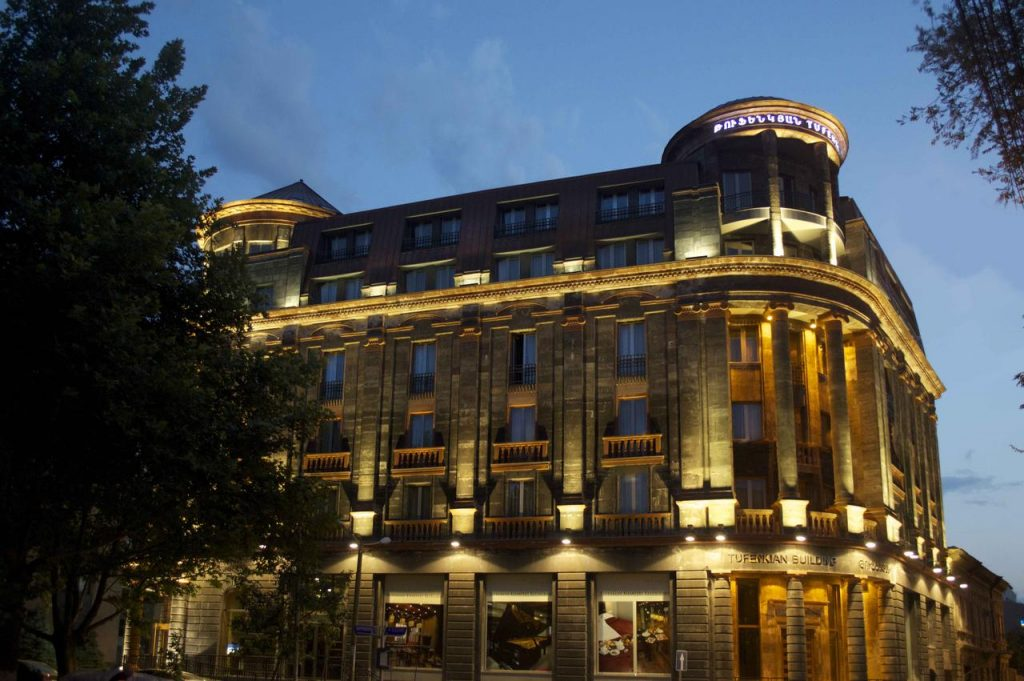 Tufenkian Historic Yerevan Hotel 1