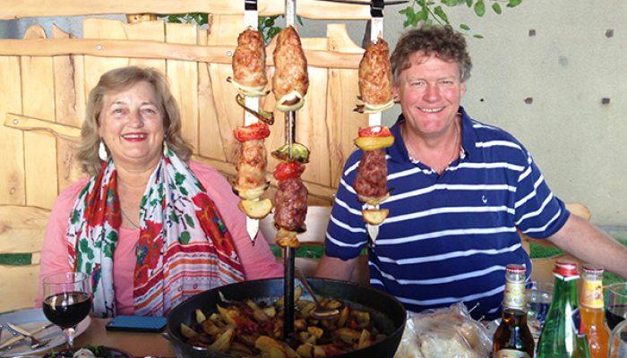 Food & Wine in Armenia